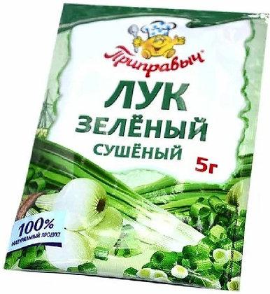 Лук зеленый сушеный 5г. Приправыч Проксима