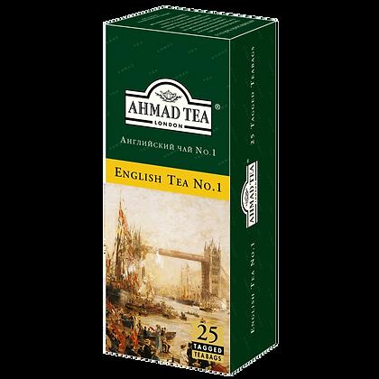 Чай Английский №1 Ахмад 25*2 *