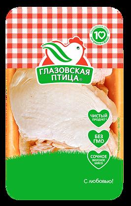 ВАКУУМ Бедро цыплят-бройлеров в/к ГП 1 кг