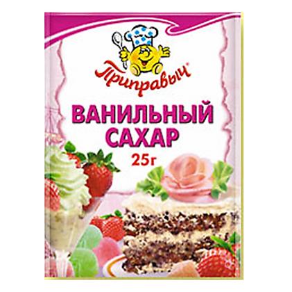 Ванильный сахар 25г м/у Приправыч Проксима