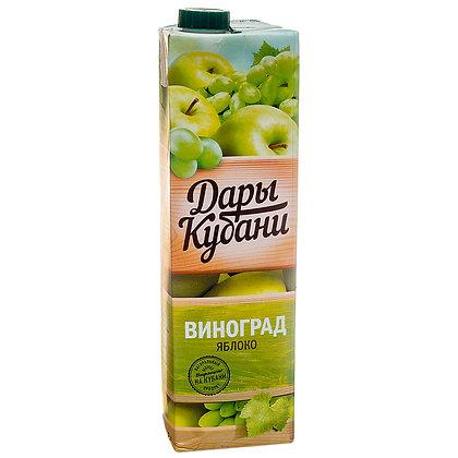 Нектар  Дары Кубани мультифрукт 1л.*