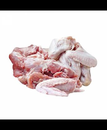 Набор для супа из мяса ЦБ зам. фас. 1кг Наша Ряба ППФ