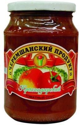 Черемшанский продукт Краснодарский томат. соус 800г ст/б*
