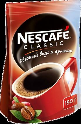 Кофе Nescafe classic 150гр *
