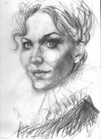 Cristina Scabbia by Tim Tronckoe