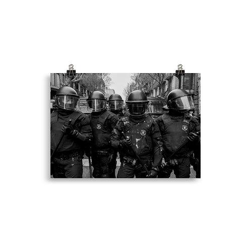 Police BCN