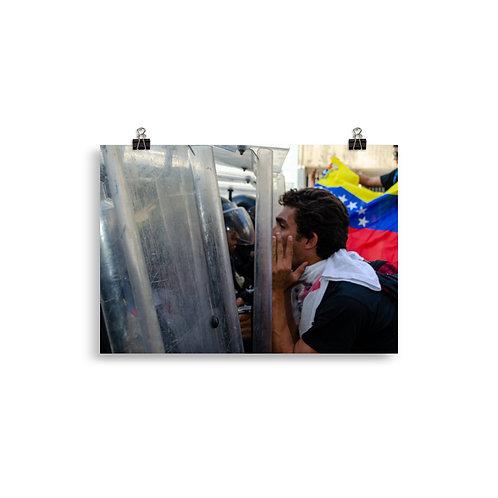 Hermano, tú y yo somos venezolanos