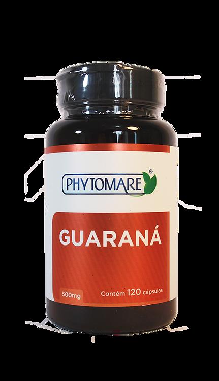Guaraná 500mg (120 CAPS)