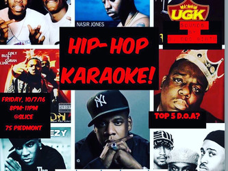 HipHop Karaoke for Charity