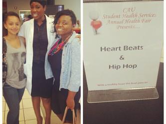 Clark Atlanta University's Annual Health Fair