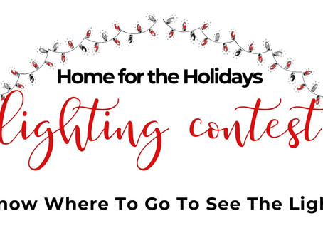 Scripps Ranch Holiday Lighting Contest & Map!