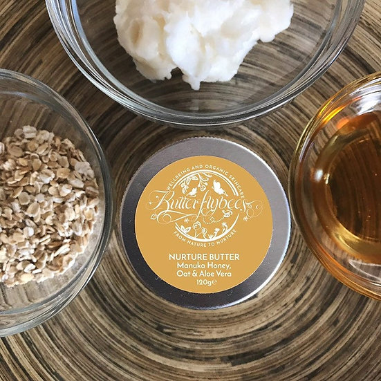 Manuka Honey Oat & Aloe Nurture Butter