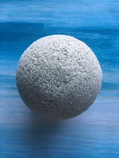 Organic Mandarin and Green Tea Bath Bomb