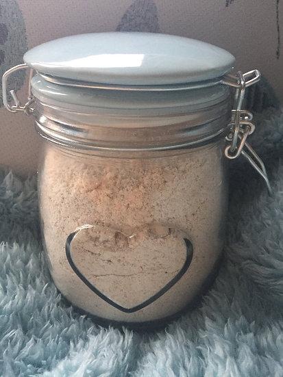 Sensitive Skin Organic Gluten Free Oatmeal