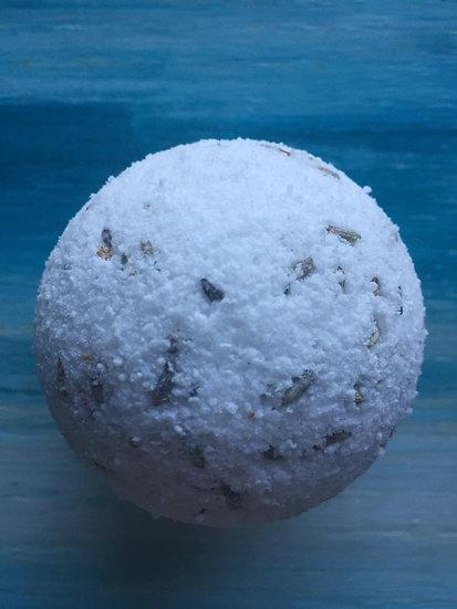 Organic Lavender Bath Bomb