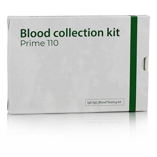 Prime 110 Allergy & Intolerance Test