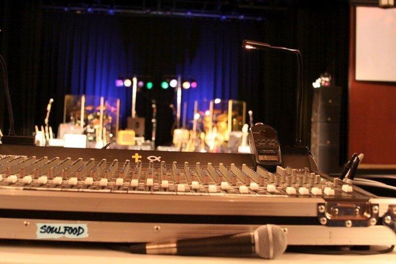 SoundboardStage