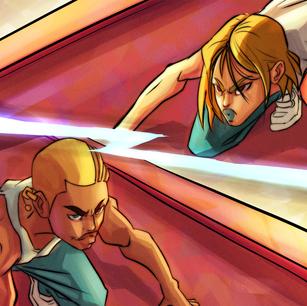 Dante vs Blondie