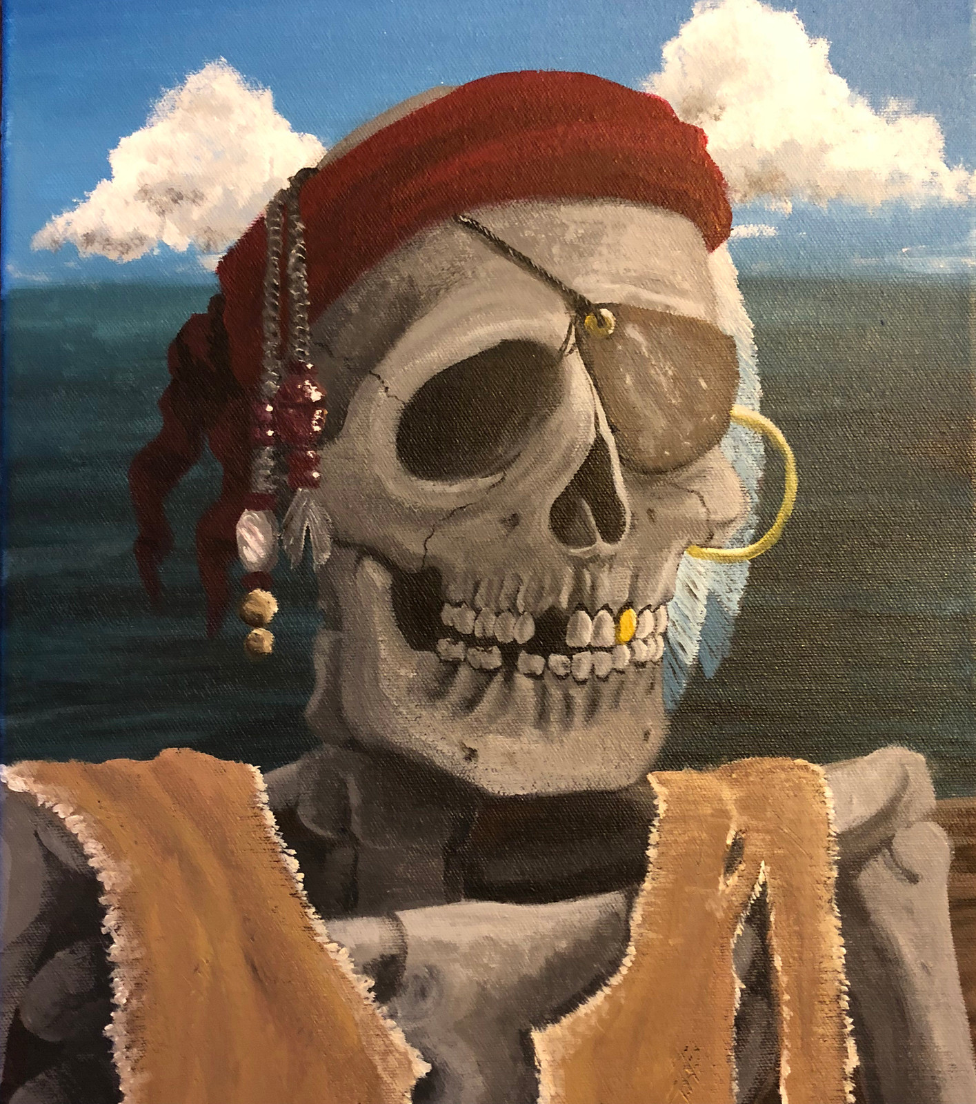 1 Pirate Skelly