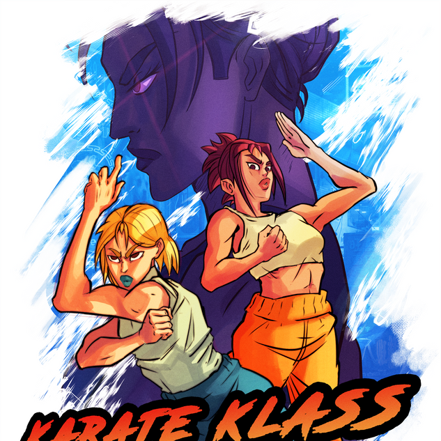Karate Klass Poster