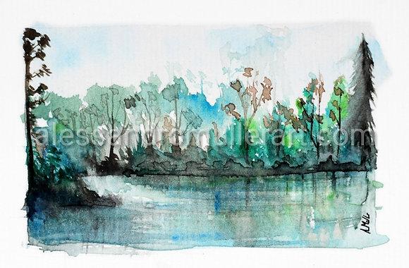 Lago Negro REF 03