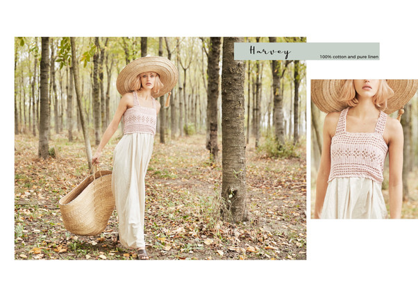KNITTED LOVE SUMMER COLLECTION