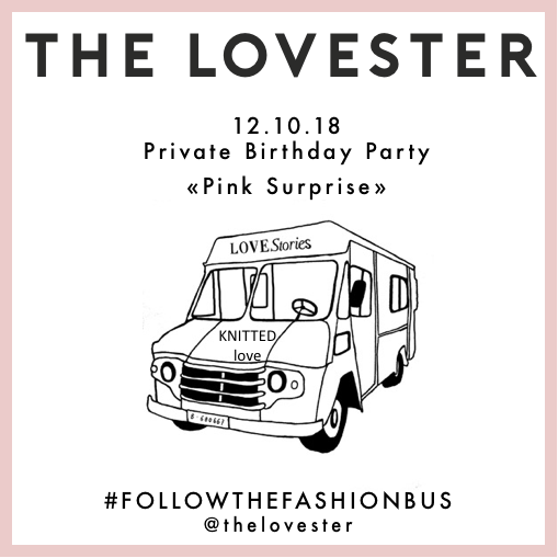 """THE LOVESTER for """"PINK SURPRISE"""" PRIVATE BIRTHDAY PARTY"""