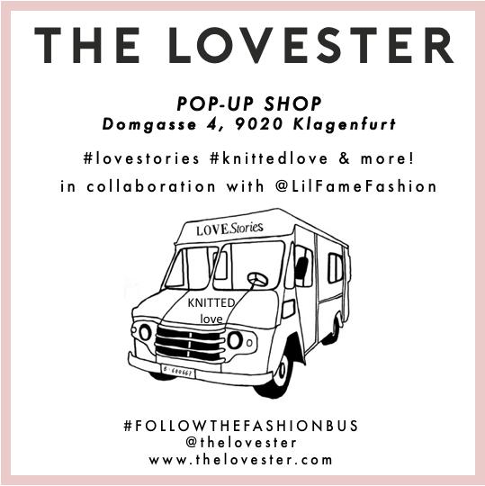 New! THE LOVESTER POP-UP SHOP Domgasse 4 | Klagenfurt am Wörthersee