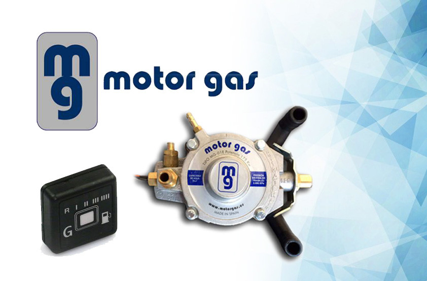 Motorgas