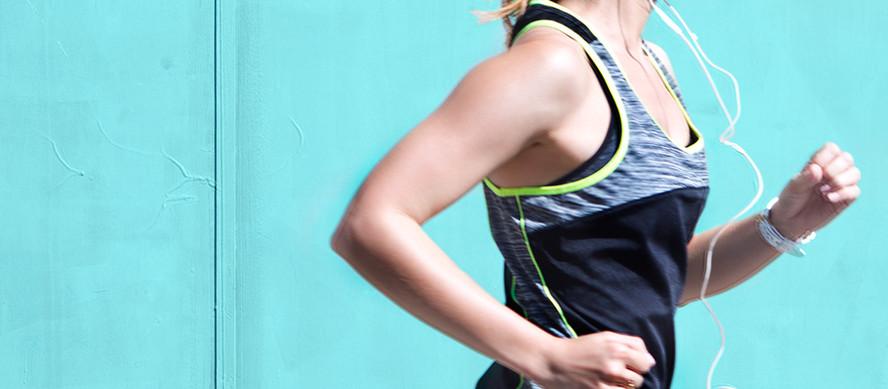 Slow Jogging with Meditation