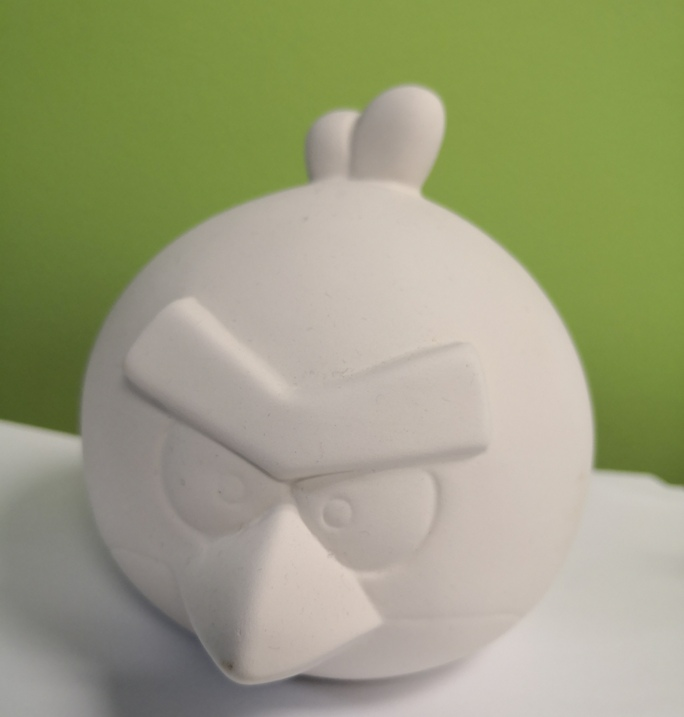 Angry Bird Money Box