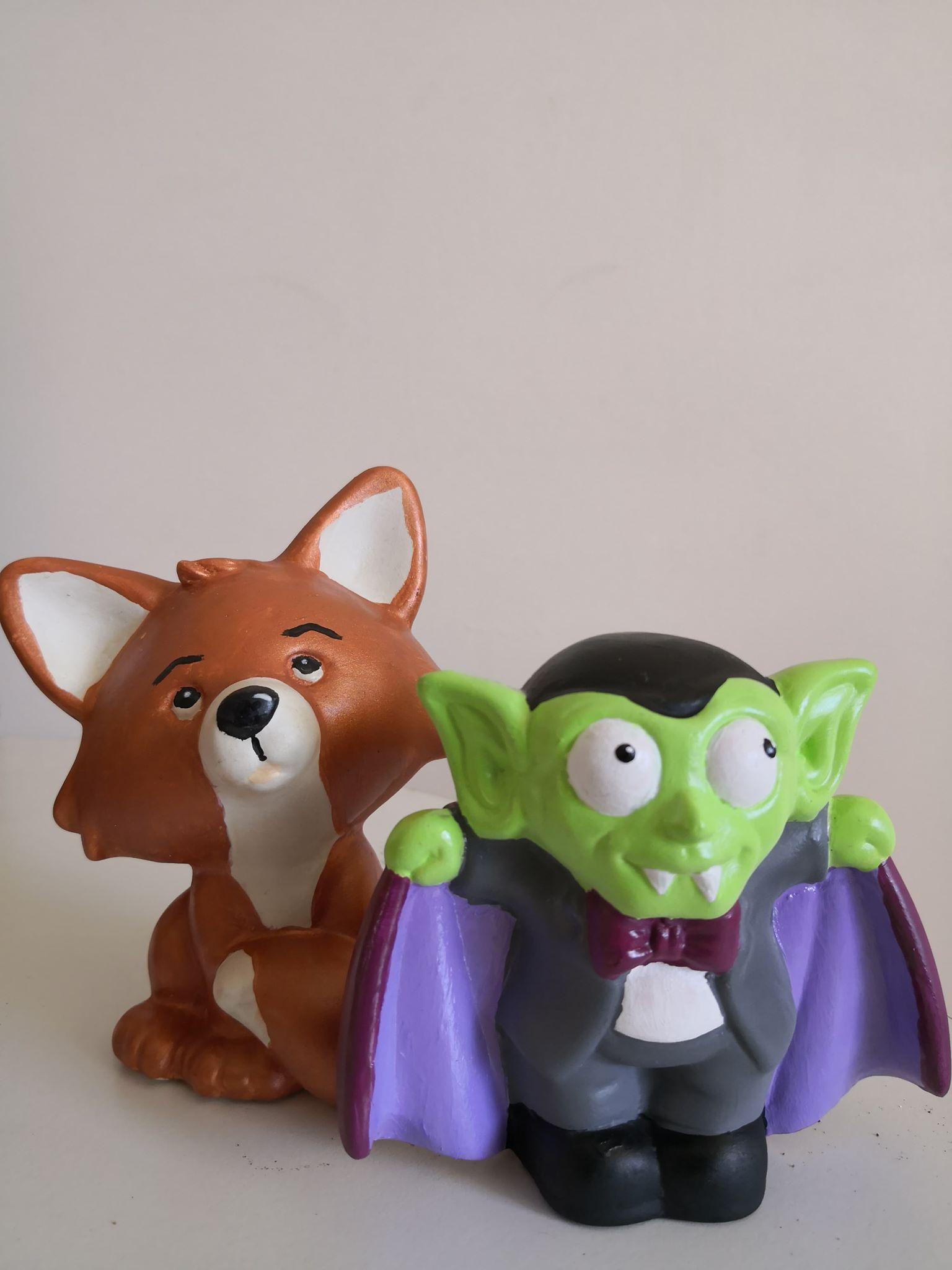 Fox and Dracula