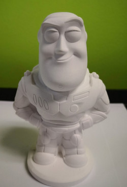 Buzz Lightyear - detailed