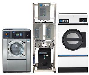 Sports Laundry Equipment