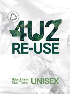 4U2 RE-USE: Book 1