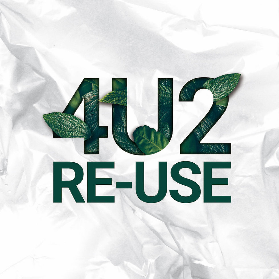Book cover of 4U2 RE-USE.