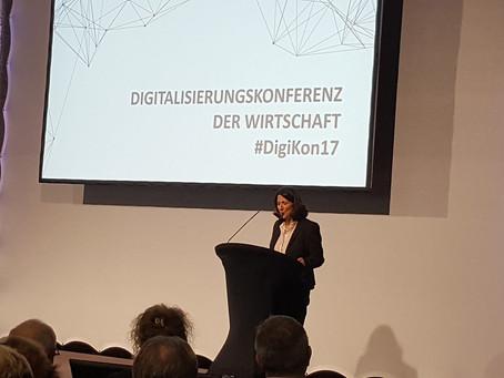 Digitalkonferenz der Wirtschaft in Mainz