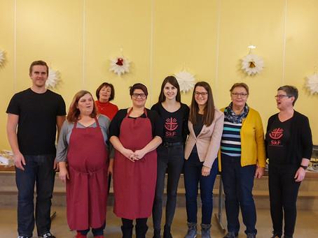 Firma Arend aus Wittlich wiederholt erfolgreich Spendenessen für Bedürftige und motiviert andere Unt