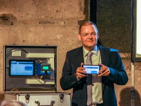 Digitalisierung? Aber sicher!: Business Breakfast in Trier thematisiert Datensicherheit in der Produ