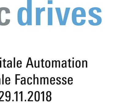 Besuchen Sie Arend auf der sps ipc drives 2018 in Nürnberg
