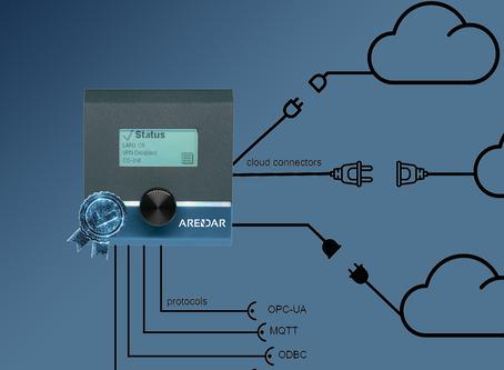 Arendar IT-Security GmbH arbeitet mit Microsoft Azure zusammen im Bereich der IIoT Solutions!