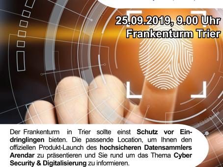 Programm zum 3. Business Breakfast, Trier