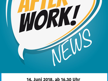 1. Arend After Work News Event