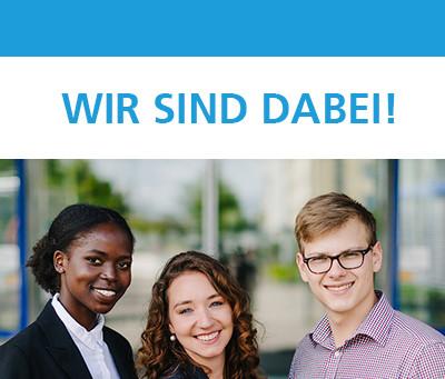 Arend auf dem Unternehmenstag der Hochschule Bonn-Rhein-Sieg