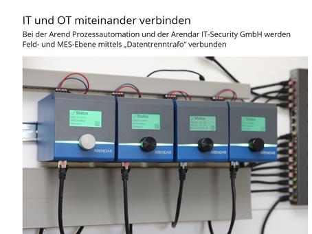 Das Mittelstand 4.0 Kompetenzzentrum Kaiserslautern hat einen Artikel über uns verfasst