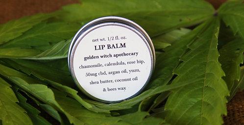 Yuzu CBD Lip Balm