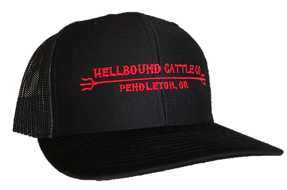 Hellbound Cattle Co. Mesh