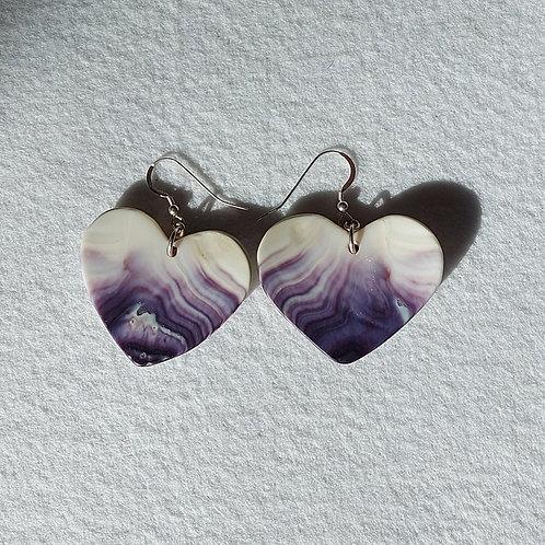 Big heart earring ❤