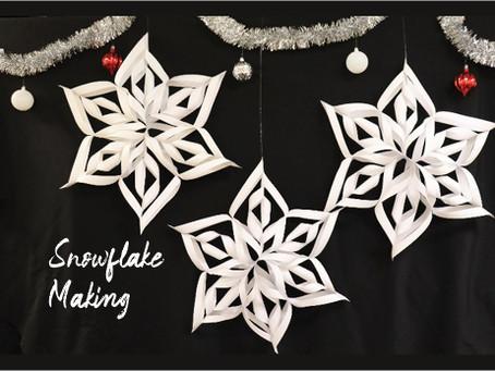 Snowflake Making
