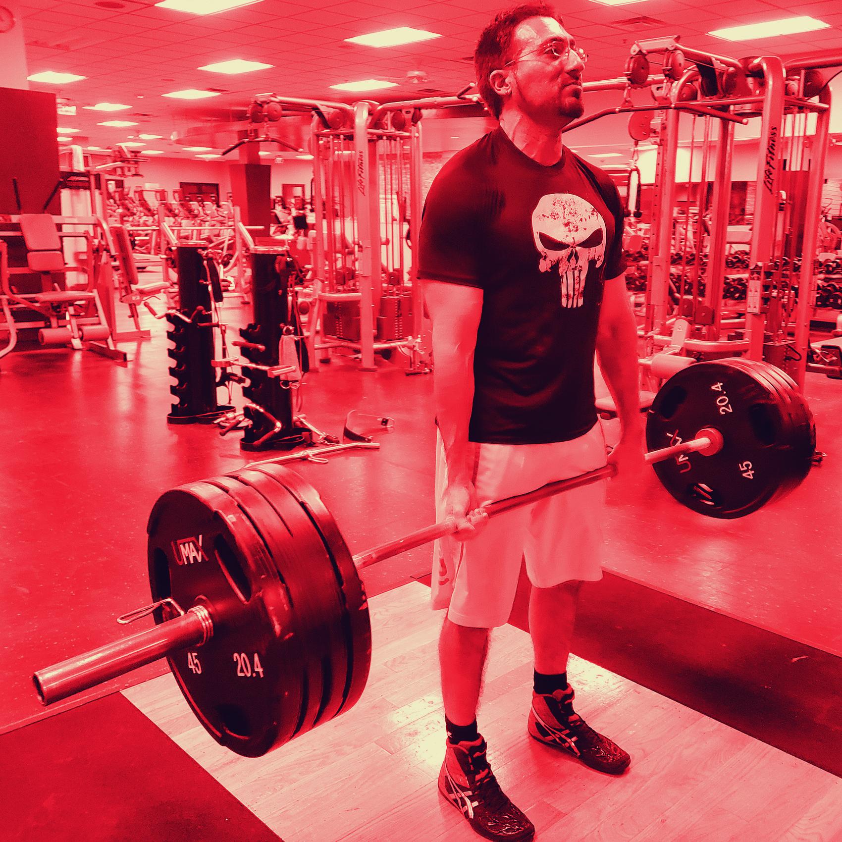 Powerlifting Workout